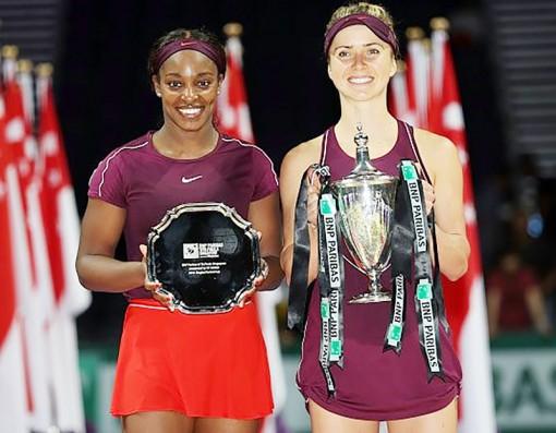 Năm biến động của quần vợt nữ