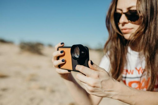 Ống kính Tele 58mm cho điện thoại thông minh phóng to 2 đến 4 lần