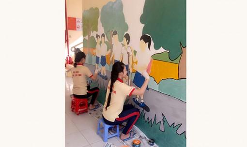 Nâng chất phong trào tình nguyện