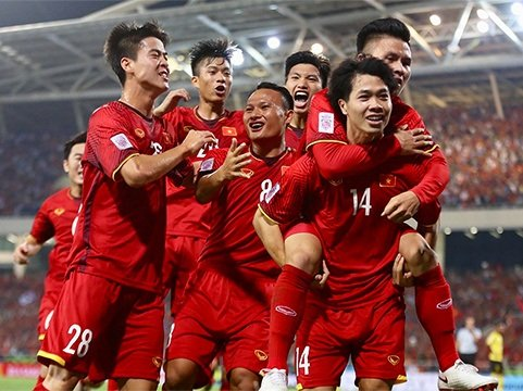 Việt Nam thắng Malaysia 2-0