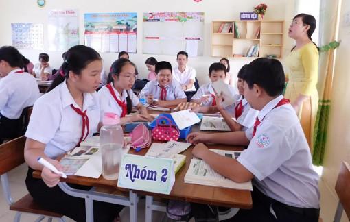 Giáo dục Ninh Kiều nâng cao chất lượng giảng dạy