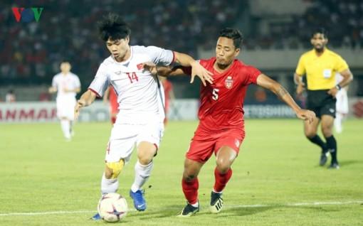 Hòa Myanmar 0-0, Việt Nam  mở rộng cửa vào bán kết
