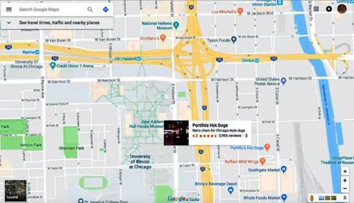 Google Maps - mạng xã hội mới cho doanh nghiệp