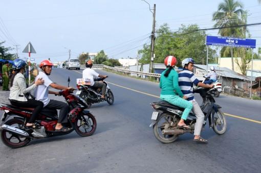 Tăng cườngphối hợpđảm bảo an toàn giao thôngcáctuyến quốc lộ