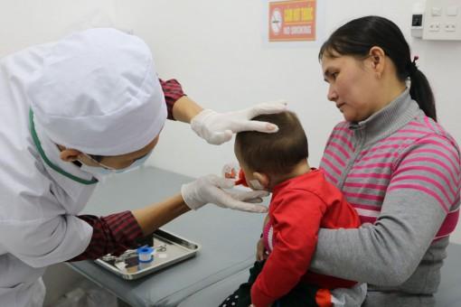 Điều trị bướu máu, sẹo lồi bằng miếng dánphóng xạ