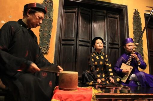 Thay đổi thành viên Hội đồng xét tặng NNND, NNƯT lĩnh vực di sản văn hóa phi vật thể