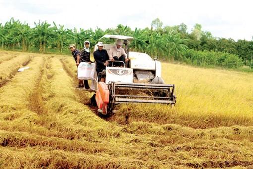 Thúc đẩy phát triển ngành cơ khí phục vụ sản xuất nông nghiệp