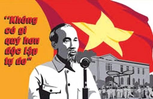 """Chân lý """"Không có gì quý hơn độc lập tự do"""" trong di sản tư tưởng Hồ Chí Minh với công cuộc đổi mới hiện nay"""