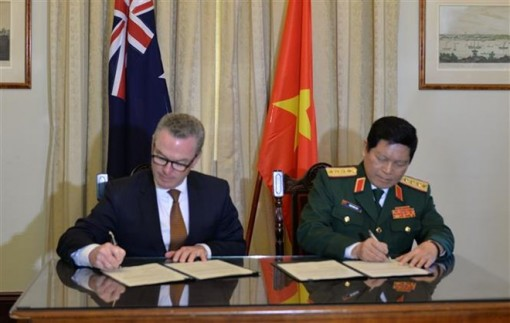 Australia celebrates 20th anniversary of defence ties with Vietnam
