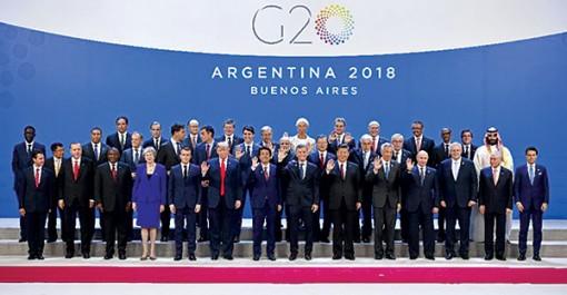 Thượng đỉnh G20 khó có tuyên bố chung