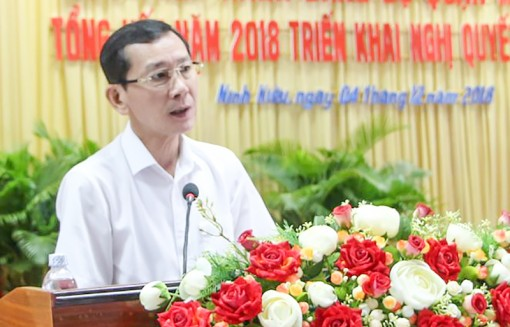 Đảng bộ quận Ninh Kiều cần tập trung kiện toàn tổ chức, bộ máy tinh gọn, hiệu quả