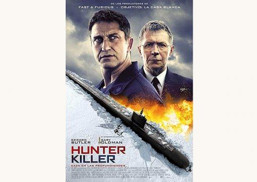 """""""Hunter killer""""-  Ván bài chính trị sinh tử"""
