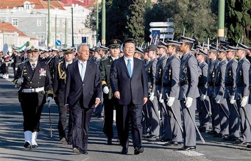 Châu Âu lo ngại ảnh hưởng  của Trung Quốc tại Bồ Đào Nha