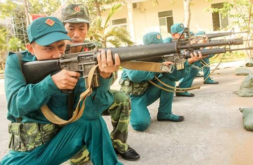 Hội thảo dự án Luật Dân quân tự vệ (sửa đổi)