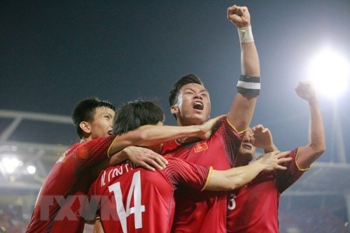 Asian media laud Vietnam's victory at AFF Suzuki Cup semifinals