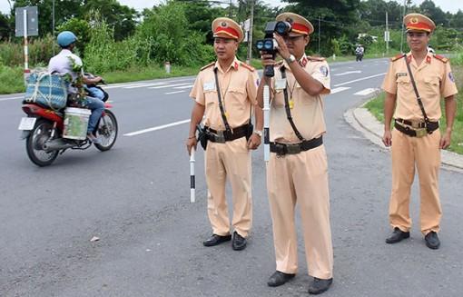 Hiệu quả việc xử lý chuyên đề vi phạm Luật Giao thông đường bộ