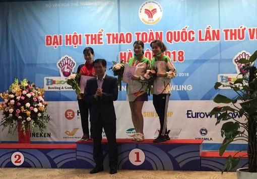 Đoàn thể thao Cần Thơ đoạt 11 HCV trong kỳ Đại hội Thể thao toàn quốc lần thứ VIII năm 2018