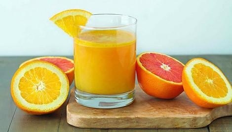 Uống nước cam mỗi ngày giảm nguy cơ mất trí nhớ