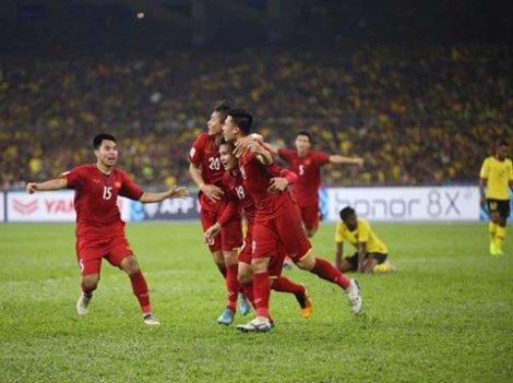 Hòa đáng tiếc với Malaysia, lợi thế vẫn nghiêng về tuyển Việt Nam