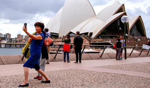 Dân Trung Quốc xin tị nạn tại Úc tăng hơn 300%