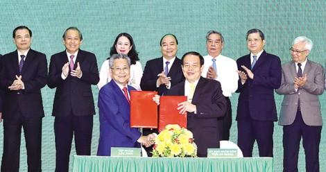 """An Giang cùng với Cần Thơ, Kiên Giang,  Cà Mau ví như """"4 con tuấn mã"""" dẫn dắt  tăng trưởng kinh tế cả vùng ĐBSCL"""
