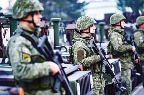 Serbia dọa can thiệp quân sự  vào Kosovo