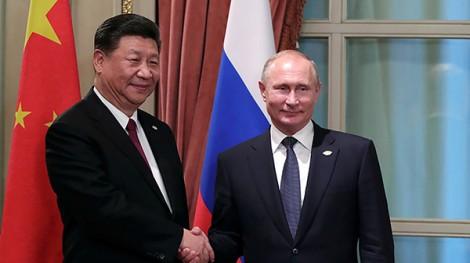 Liệu Nga và Trung Quốc  sẽ hợp tác tại Trung Đông?