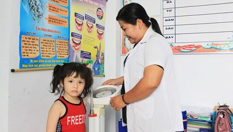 Nâng chất lượng y tế học đường
