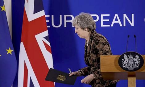Anh sẽ không trưng cầu dân ý lần hai về Brexit