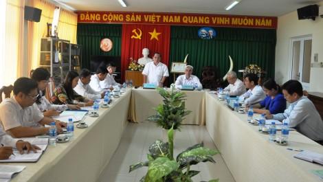 Đồng chí Trần Quốc Trung, Ủy viên Trung ương Đảng, Bí thư Thành ủy: Nâng cao chất lượng công tác kiểm tra, giám sát trong Đảng