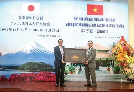 An Giang tăng cường hợp tác với Nhật Bản