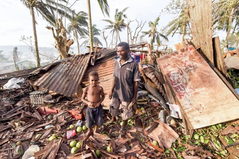 Vanuatu dọa kiện các nhà sản xuất năng lượng carbon
