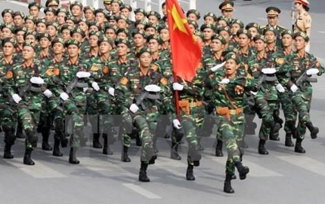 Cảnh giác với những mưu mô làm suy giảm uy tín của Quân đội nhân dân Việt Nam