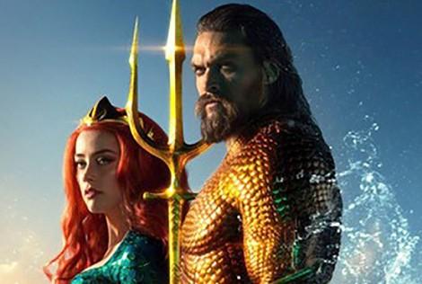 """""""Aquaman""""-Mãn nhãn,  hoành tráng và đậm tính giải trí"""