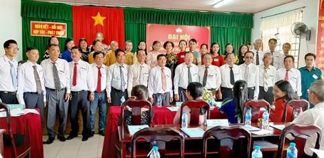 Đại hội đại biểu MTTQVN phường Bình Thủy lần thứ XV