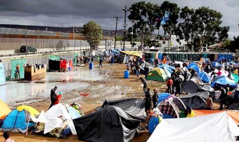 Ông Trump có ngăn được  người di cư Trung Mỹ?