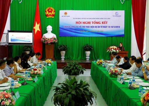 WB project benefits over 1.1 million people in Mekong Delta