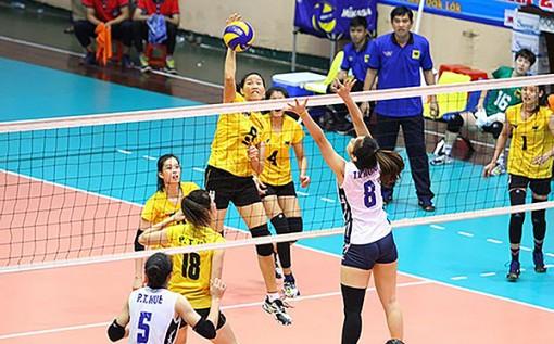 VTV Bình Điền Long An có thêm chức vô địch