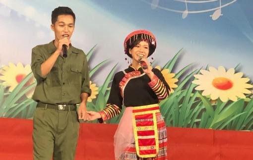 """Hơn 600 diễn viên tham gia Hội thi """"Tiếng hát học sinh-sinh viên TP Cần Thơ"""""""