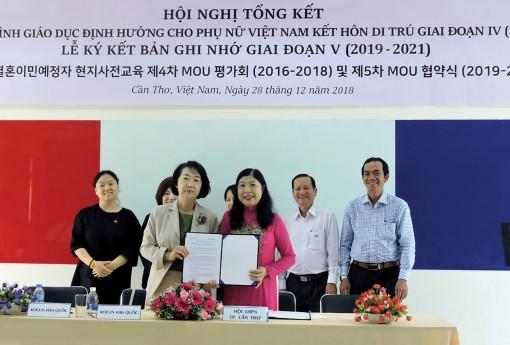 Giúp cô dâu Việt xây dựng hôn nhân hạnh phúc bền vững