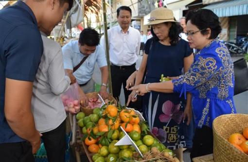 More than 1,000 safe agricultural models set up