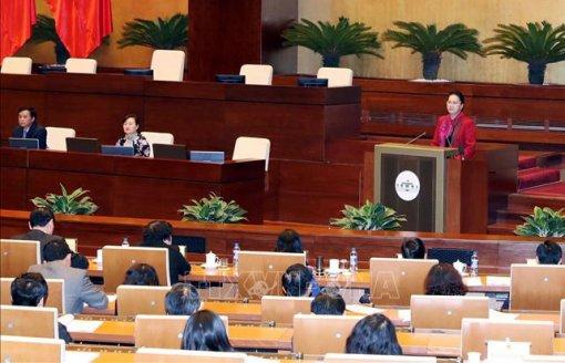 Văn phòng Quốc hội cần tiếp tục đổi mới công tác tham mưu, phục vụ các hoạt động của Quốc hội