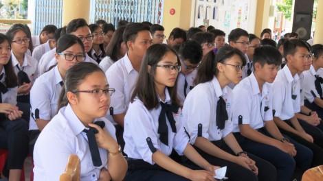 Khai mạc Kỳ thi chọn học sinh giỏi quốc gia THPT năm 2019