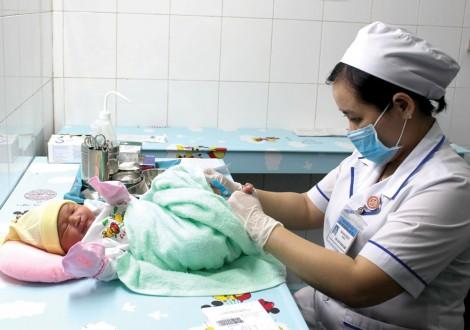 Giám sát chương trình sàng lọc các tật,  bệnh bẩm sinh vùng ĐBSCL