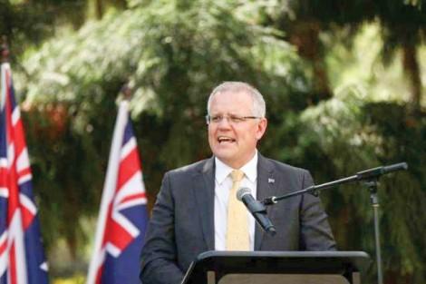 Úc củng cố ảnh hưởng ở Thái Bình Dương