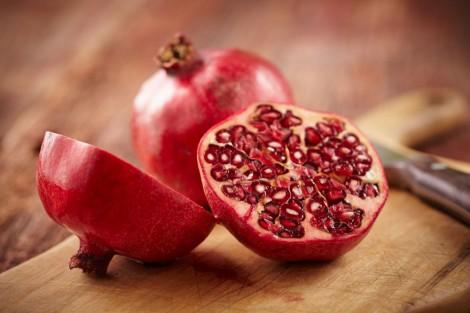 Thành phần trong lựu giúp điều trị bệnh viêm ruột