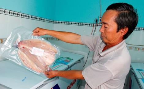 Long An: Về Cần Đước thưởng thức khô cá dứa