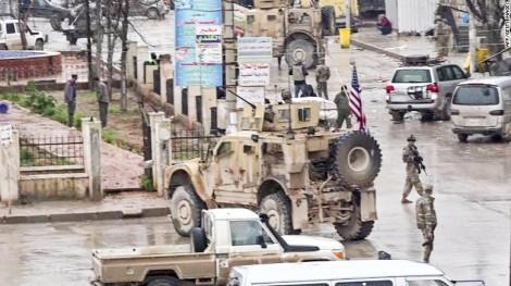 Đòn giáng vào kế hoạch rút quân Mỹ khỏi Syria