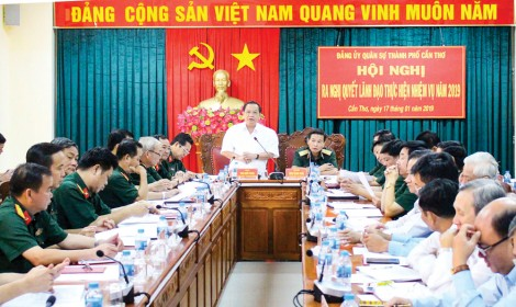 Nâng cao chất lượng giáo dục chính trị cho cán bộ, chiến sĩ lực lượng vũ trang