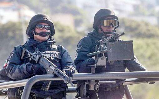 Mexico lập Vệ binh Quốc gia chống tội phạm